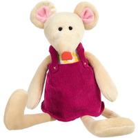 Musical Valentine the Mouse Teddy Bear