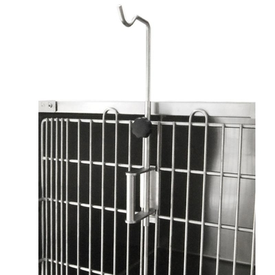 Purfect Infusion Pump Kennel Clamp & Riser