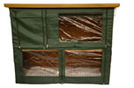 Lazy Bones Waterproof Hutch Cover - For HUTCHR46 Hutch x 1