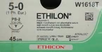 SUTURES ETHILON 5/0 W1618T x 24