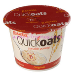 Flahavan Microwave Quick Oats 44g x12