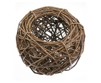 "Nature First Willow Nest 8.25"" x 1"