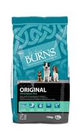 Burns Adult & Senior Dog - Fish & Brown Rice 15kg