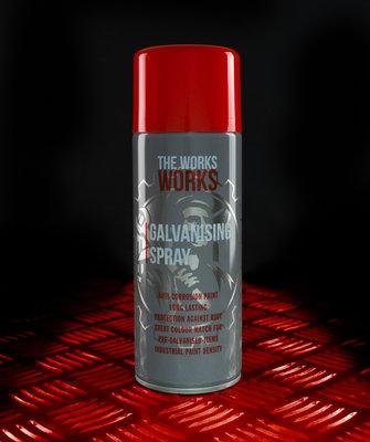 The Works - Galvanising Spray 400ml Sureweld Dublin