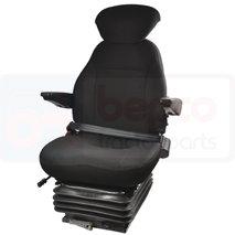 Luxury Under Suspension Seat