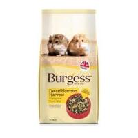 Burgess Dwarf Hamster Harvest 700g x 1