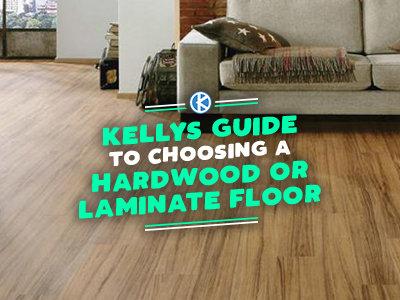 Kellys Guide to Choosing a Hardwood or Laminate Floor