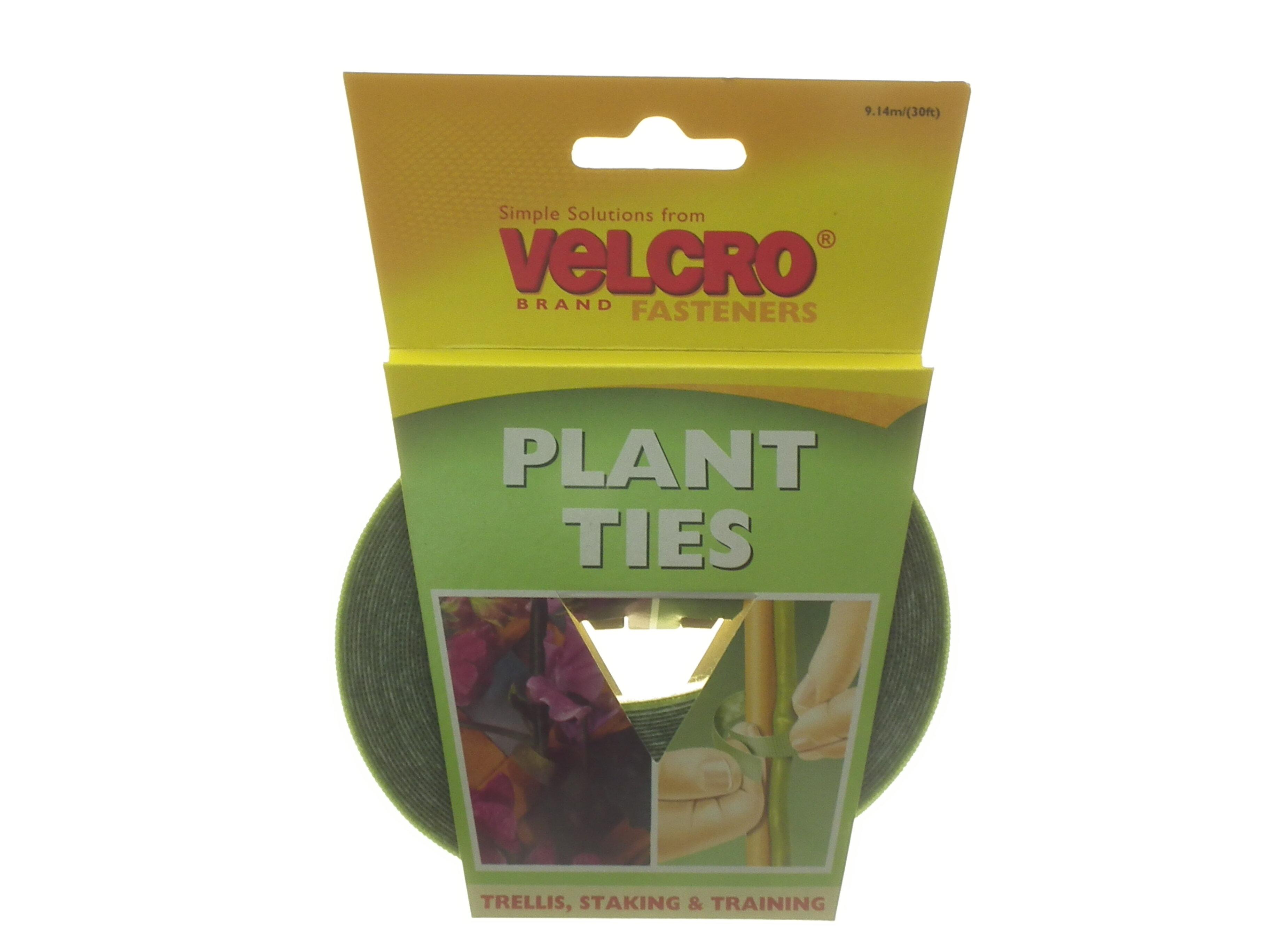 VELCRO PLANT TIES 15 MM X 9.14 MTR