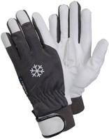 Leather Winter Lined Full Grain Goatskin Glove