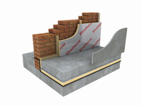 Xtratherm Thin-R Thermal Liner MECHANICALLY FIXED