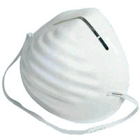 DUST MASK CUP TYPE 10 PK