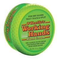 7044001 O'KEEFFE'S WORKING HANDS CREAM 96G JAR