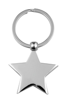 70mm Star Keyring (Gift Boxed)