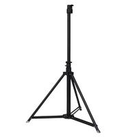 LDR Followspot Stand, Black 45kg 150cm
