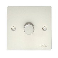 Switch Ultimate 1G 2W 400W Dimmer Pearl Nickel