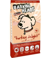 Barking Heads Adult Dog Turkey Delight Grain Free 2kg