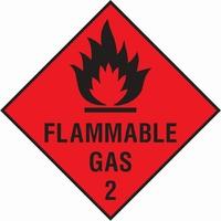 Dangerous Substances Sign DANG0002-0287