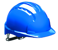 AJE030-000-500-EVO2 SAFETY HELMET BLUE
