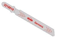 Ruko HSS  Jigsaw Blade 24TPI 77mmx7.5mmx1mm