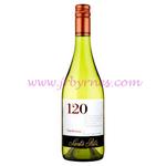 Santa Rita 120 Chardonnay 75cl x12