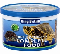 King British Turtle & Terapin Food 80g x 6