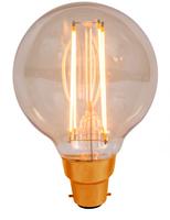 VINTAGE SQUIRREL GLOBE LED 4W B22 | LV1603.0109