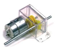 Mini Multi-ratio Gearbox & Motor