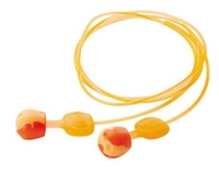 Howard Leight™ TRUSTFIT Corded, Reusable Earplugs