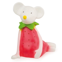 Heico children's lamp - Strawberry Twiggy Mouse