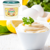 Sauce Mayonnaise-Wernsing-(10lt)
