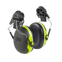 3M PELTOR X4 Ear Defenders - Helmet Mounted, 32 dB