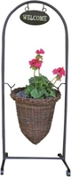 Welcome Basket Single Stand