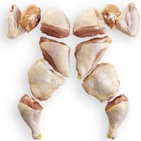 Fresh/Frozen 9 Way Cut KFC Chicken (10x1600-1700g)