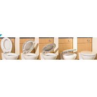 Cavalier Thermoset Soft Close Toilet Seat 360