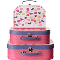 Poppy Storage Suitcases