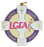 34mm LGFA Medal Gold