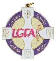 34mm LGFA Medal (Gold)