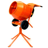 Electric Cement Mixer 140 Litre 110v