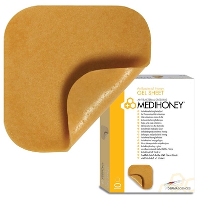 Medihoney® Gel Sheet Dressing 5 x 5cm