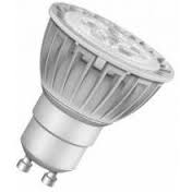 OSRAM 5.3 WATT  GU10 3000K 350 LUMEN 50 WATT 36 DEGREE