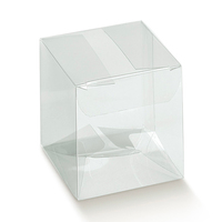 BOX PVC 50X50X50MM Folding Base
