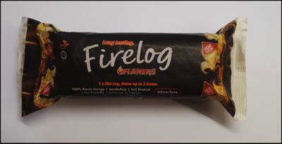Flamers Ecostarter Smokless Fire Log 700g (Box of 10)
