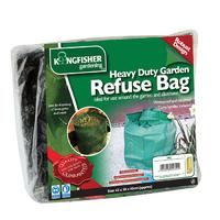 Kingfisher Standard Garden Refuse Bag 55 Litre (GB2)
