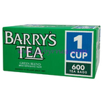 Barrys Green Label Tea 1 Cup 600s x1