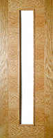 DEANTA HP16 UNGLAZED OAK DOOR 2032MM X 813MM X 44MM FD30