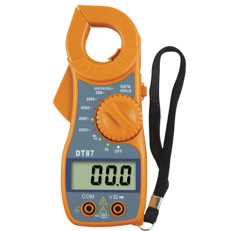 DT87 | Clamp Meter