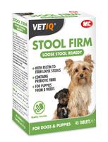 VETIQ Stool Firm 45 tab x 1
