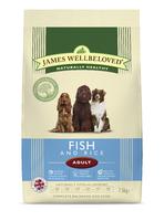 James Wellbeloved Adult Dog - Fish & Rice 7.5kg