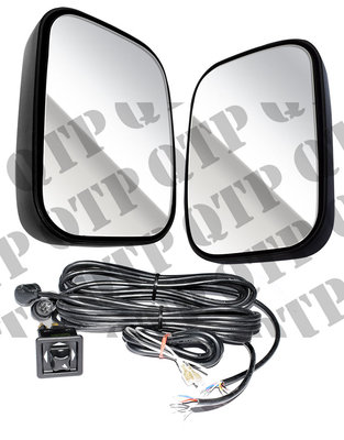 Electric Heated Mirror Kit