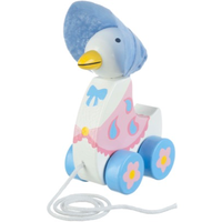 Jemina Puddle Duck Pull Along